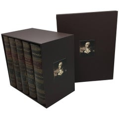 Life of George Washington by John Marshall, 6-Volumes with Atlas, Circa 1804-07