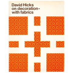 David Hicks on Decoration with Fabrics, First Edition