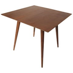 Paul McCobb Square Dining Table