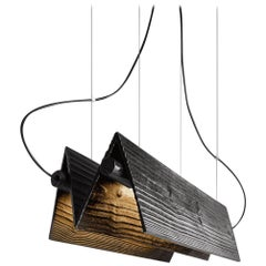 Nuno Two Pendant Lamp by Noemi Saga Atelier Brazilian Contemporary