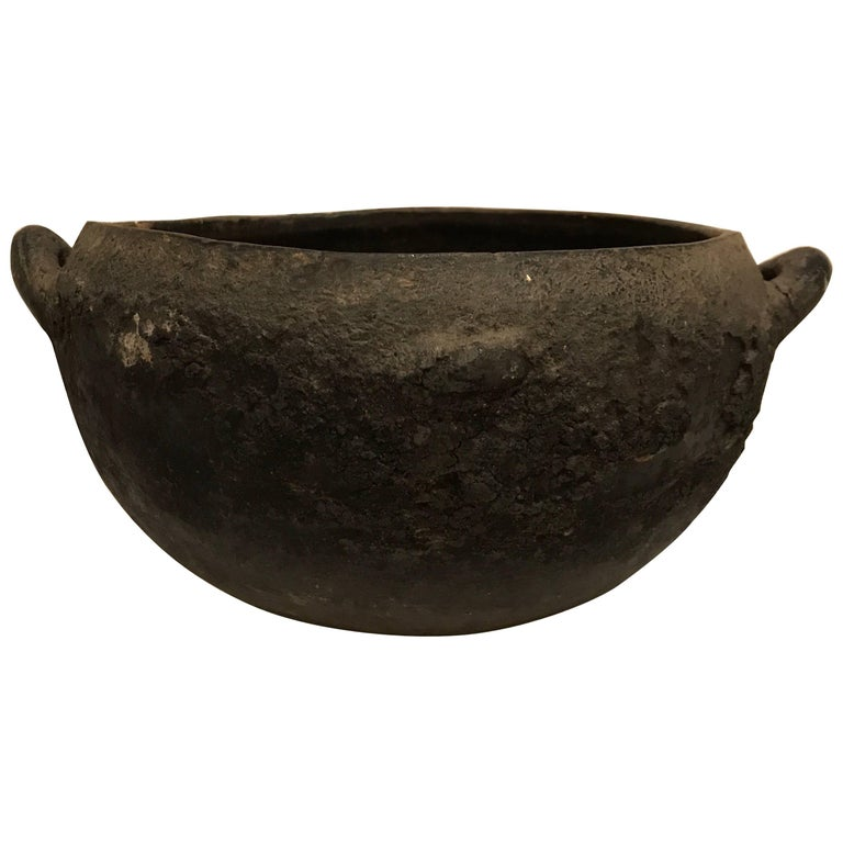 Late 19th Century Afghani Cooking Pot