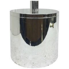 Italian Modernist Ice Bucket, circa 1970