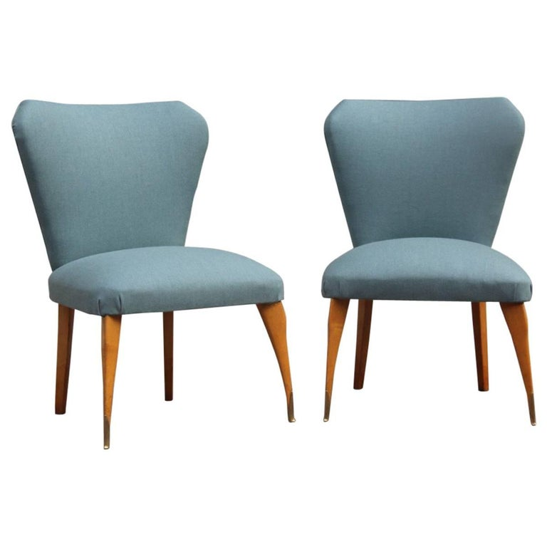Italian Design Chairs of a Very Special Shape For Sale at 1stdibs