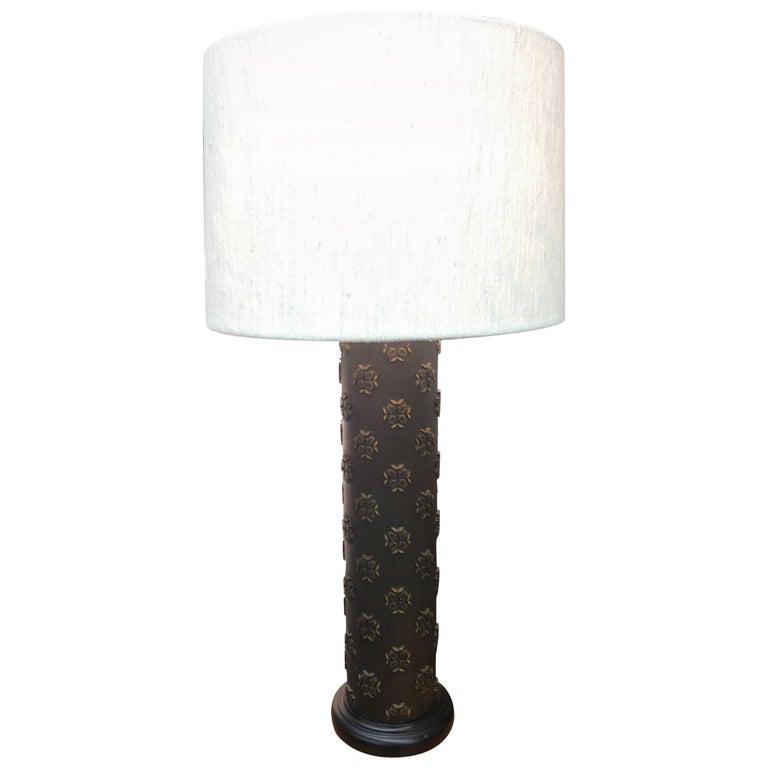Wonderful Wallpaper Roller Lamp