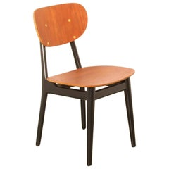 Set of 8 SB-11 Chair by Cees Braakman for UMS Pastoe