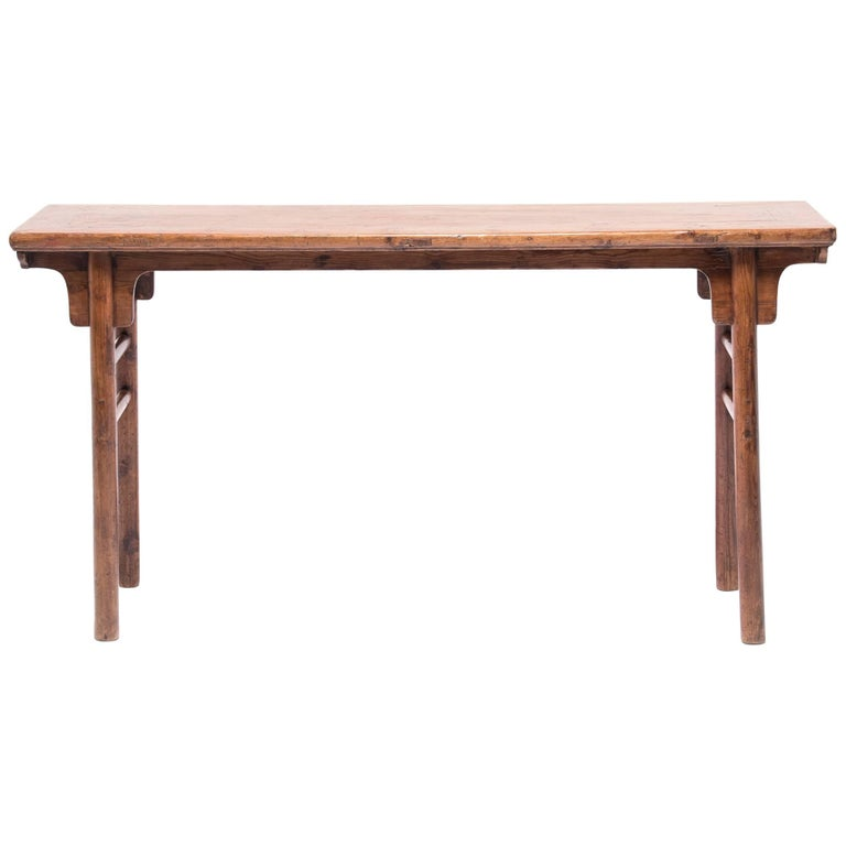 Chinese Altar Table in the Ming Manner