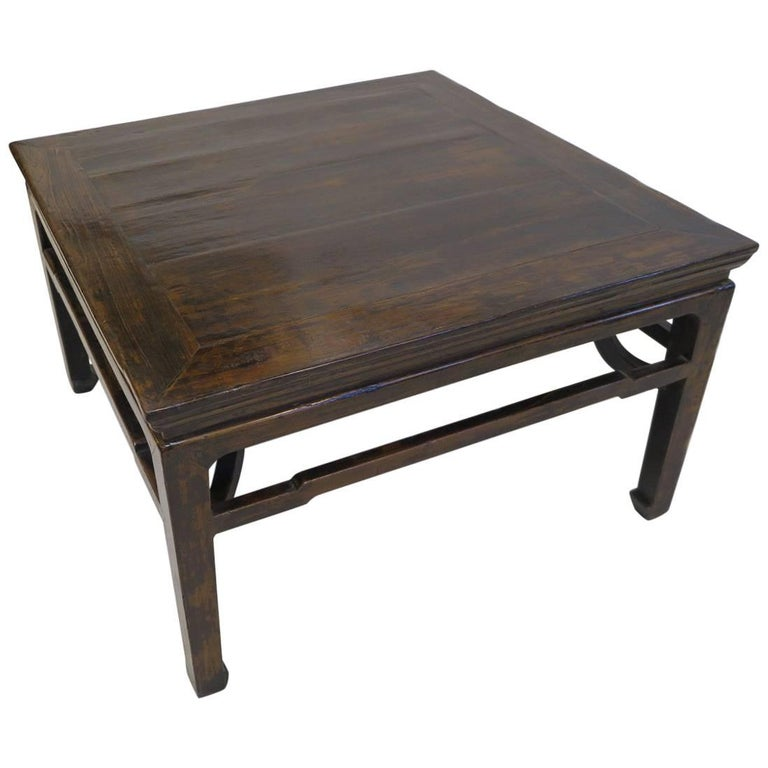 19th Century Coffee Table