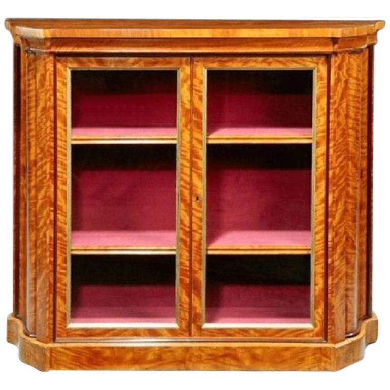 Satinwood Side Cabinet