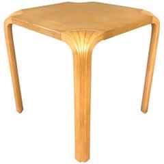 Alvar Aalto Fan-Legged Side Table