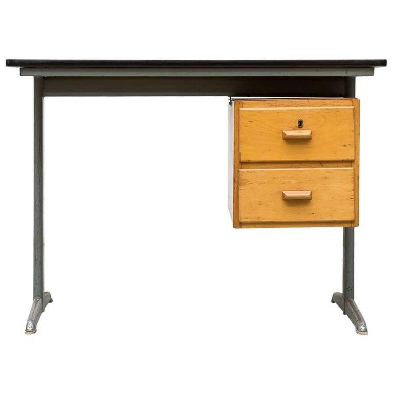 Dutch Midcentury School Desk