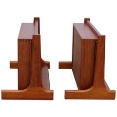 Børge Mogensen Bedside Tables in Teak