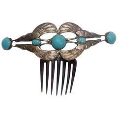 Piel Frères, an Art Nouveau Comb