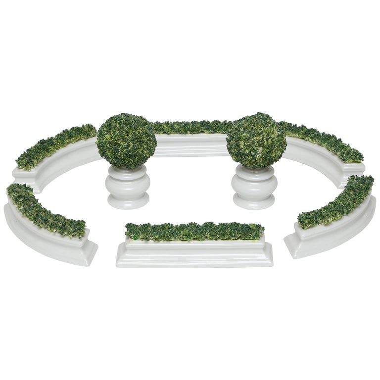 Topiary table centerpiece for sale at 1stdibs for Dining table centerpieces for sale