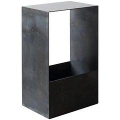 'Minimal Barstool', Minimalist Steel Barstool by Lukas Machnik