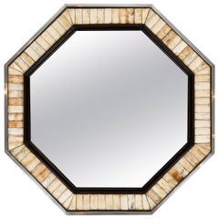 Octagonal Mirror by Antony Redmile
