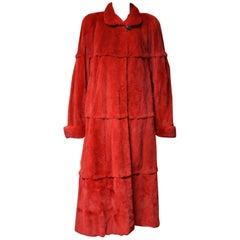 Sable Fur Coat by Birger Christensen