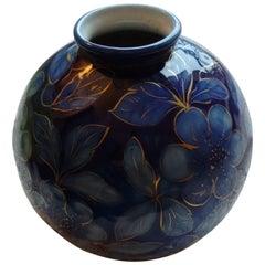 Camille Tharaud Porcelain Vase, 20th Century