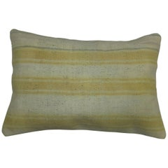 Indian Dhurrie Pillow