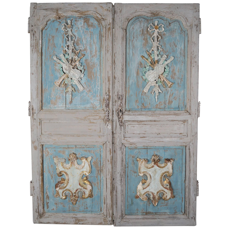 Louis XV Doors and Gates
