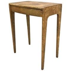 Heywood-Wakefield Maple Side Table