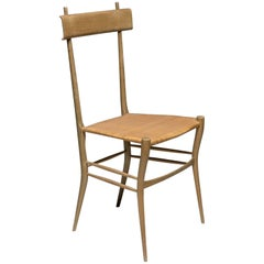 1960s Sculptural Chiavari Chair