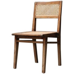 Simple Chair by Pierre Jeanneret