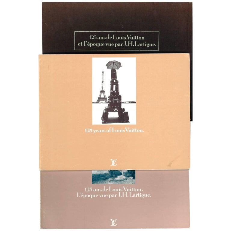 """125 Years of Louis Vuitton"", Two Books"