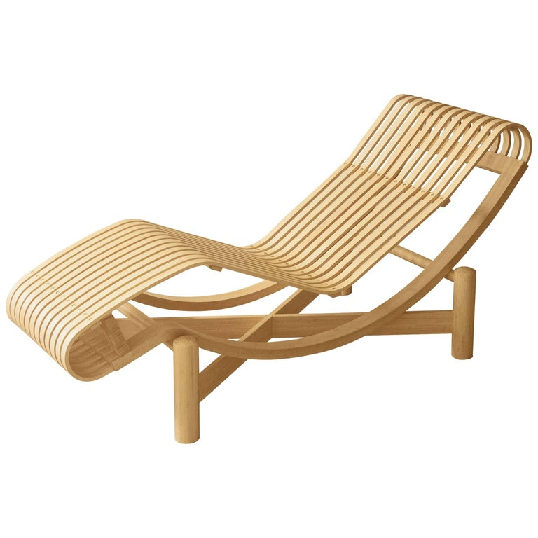 charlotte perriand tokyo chaise longue for sale at 1stdibs