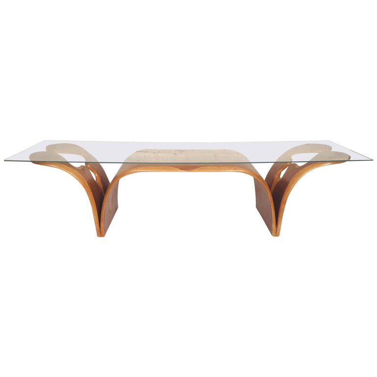 Unique Sculpted Coffee Table