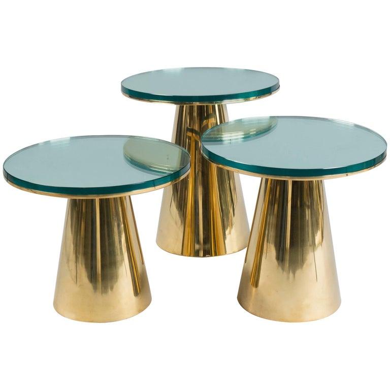 Set of Three Tables, Italy, 2016