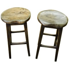 English Stools from a Pub