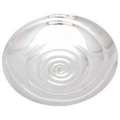 Unusual Midcentury Sterling Silver Tiffany Bowl