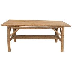 Rustic American Dining Table