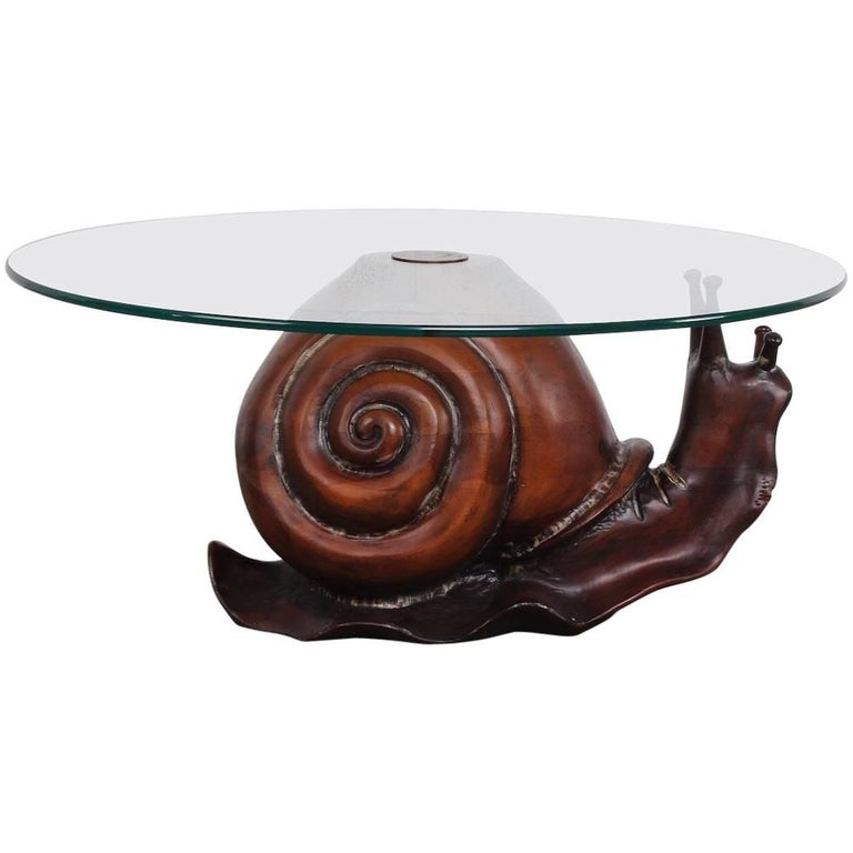 Federico Armijo Snail Table