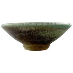Danish Ceramist, Handmade, Unique Ceramic Bowl