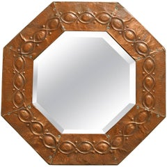 English Arts & Crafts Mirror