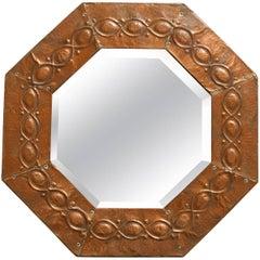 English Arts & Crafts Mirror