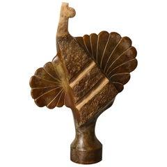'Icare' Bronze Sculpture