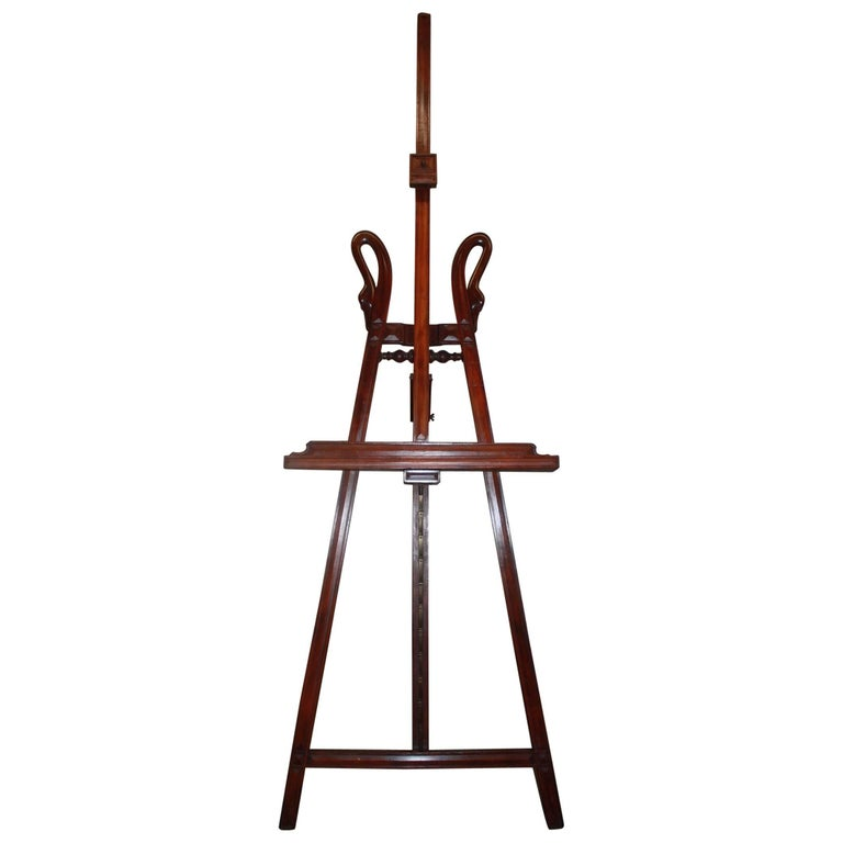 19th Century French Easel