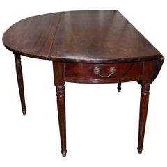 19th Century Drop-Leaves Table