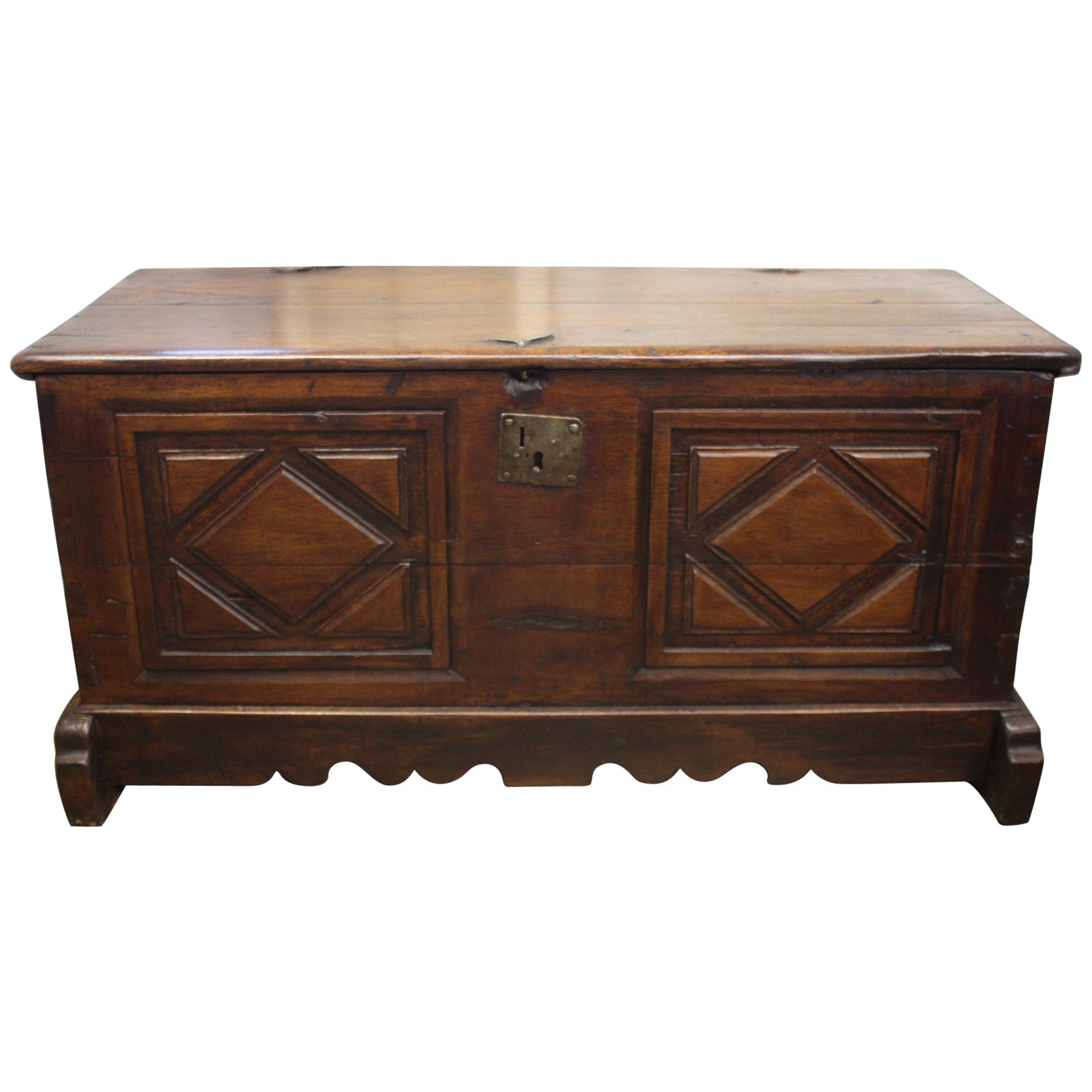 17th Century French Trunk