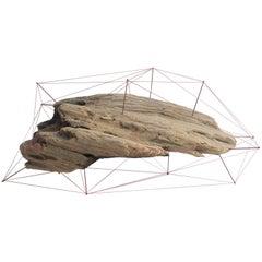 Crust of the Polygon 03 Norihiko Terayama Driftwood Sculpture