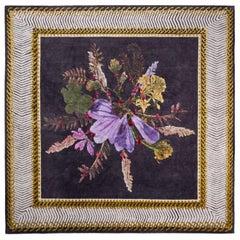 Savage Flowers 'Blossom,' Hand-Knotted Rug Designed for Nodus by Kiki van Eijk