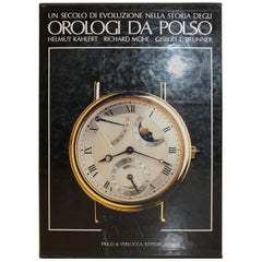 Orologi Da Polso Book, 771 Illustrations, 401 Pages, 1988