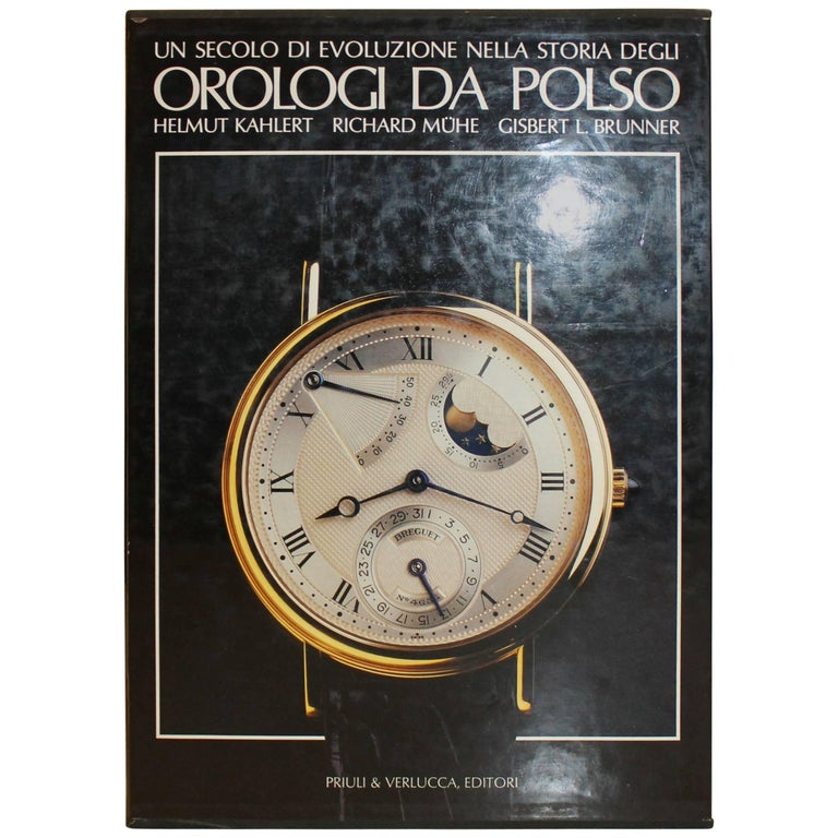 Orologi da polso book 771 illustrations 401 pages 1988 - Orologi da polso design ...