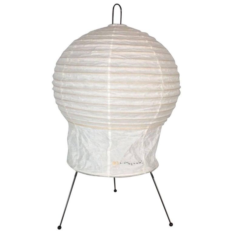 Isamu Noguchi Akari Series Table Lamp For Sale