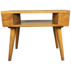 Russell Wright Nightstand or End Table for Conant Ball