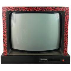 Rare Ettore Sottsass TV for Brionvega