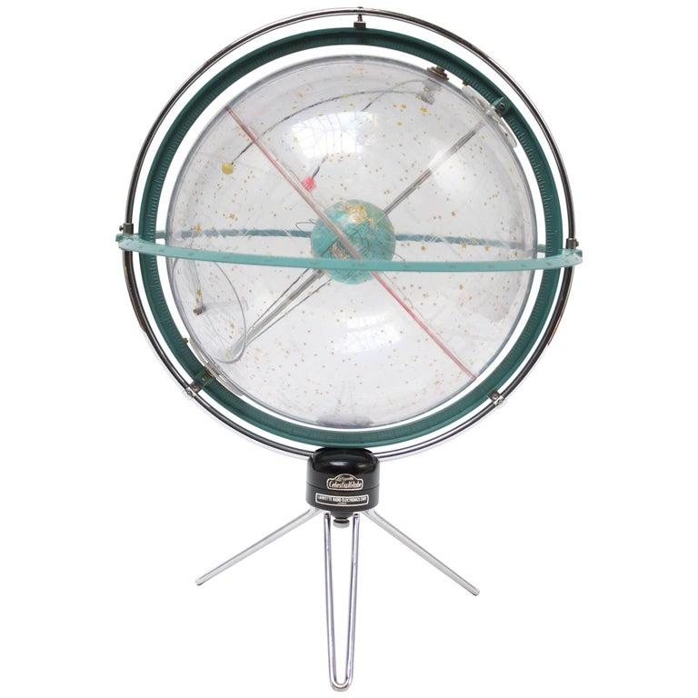 1960s Transparent Astro Globe