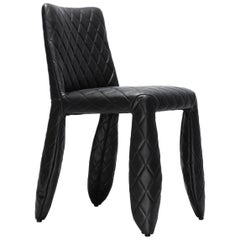 Moooi Monster Chair by Marcel Wanders in Quilted & Embroidered Fabric or Leather
